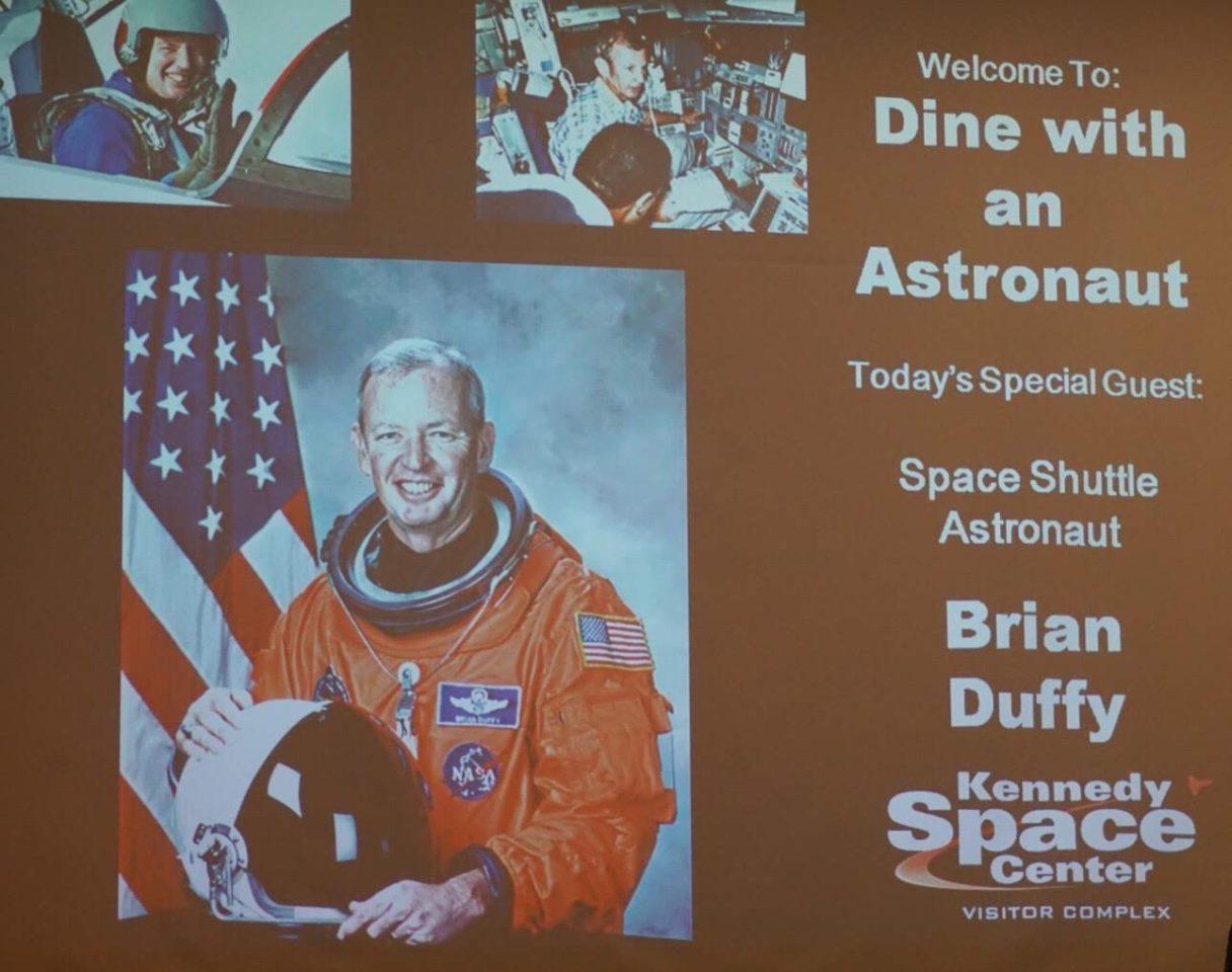 NASAフロリダにて