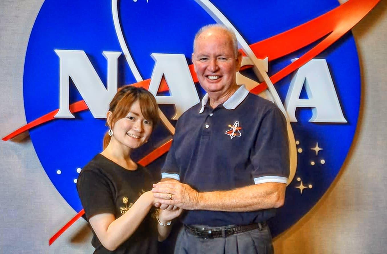 元NASAの宇宙飛行士